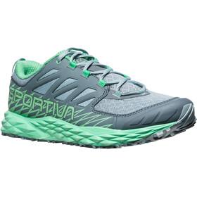 La Sportiva Lycan Running Shoes Women stone blue/jade green